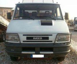 IVECO 7 POSTI 40E10 35 RIBALTABILE TRILATERALE 4X4 - AUTO USATE - QUATTRORUOTE.IT - AUTO U