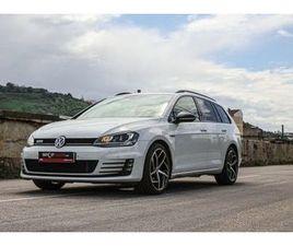 VOLKSWAGEN GOLF VARIANT GTD 184 A GASÓLEO NA AUTO COMPRA E VENDA