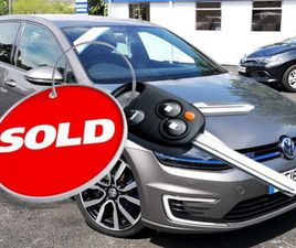 2016 GOLF 1.4 TSI GTE DSG 204 BHP HYBRID FOR SALE IN DOWN FOR £12,950 ON DONEDEAL