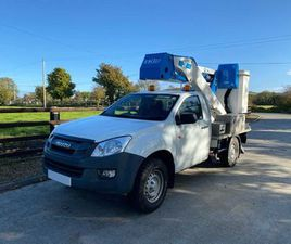 2016 ISUZU D-MAX 2.5 4X4 CHERRY PICKER FOR SALE IN DOWN FOR €35,000 ON DONEDEAL