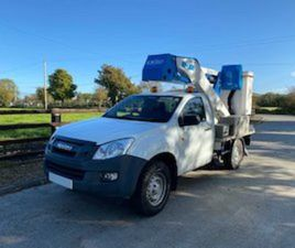 2016 ISUZU D-MAX 2.5 4X4 CHERRY PICKER FOR SALE IN DOWN FOR €35000 ON DONEDEAL