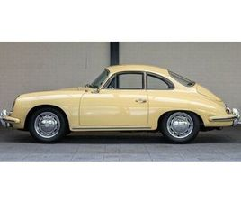 PORSCHE 356 SC COUPE MATCHING NUMBERS