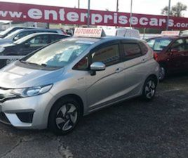 2015 HONDA FIT HYBRID/AUTOMATIC FOR SALE IN LIMERICK FOR €9900 ON DONEDEAL