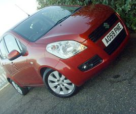 SUZUKI SPLASH 1.2 16V 5D 86 BHP LOW MILES FSH NEW CLUTCH FITTED