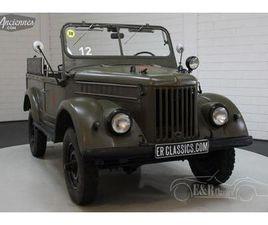 GAZ 69 - 1969