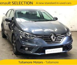 RENAULT MEGANE IV GRAND COUPE ICONIC FOR SALE IN OFFALY FOR €21950 ON DONEDEAL