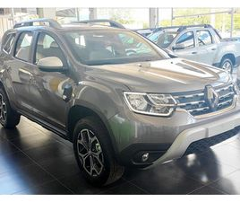 DUSTER 1.6 16V SCE FLEX ICONIC X-TRONIC - R$ 111.990,00
