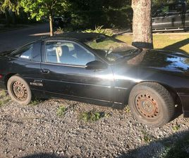 1992 1G DSM EAGLE TALON TSI AWD MANUAL - STREET/TRACK PROJECT | CARS & TRUCKS | CITY OF TO