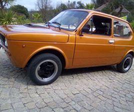 FIAT 127 MK2 1981