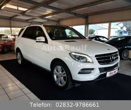 MERCEDES-BENZ ML 350 CDI *XENON* *COMAND* *PANORAMA* *LEDER*