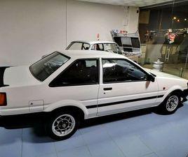 TOYOTA COROLLA 16V GT TWIN CAM AE86