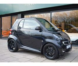 SMART FORTWO 1.0 TURBO BRABUS XCLUSIVE SOFTOUCH 2DR