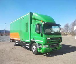 DAF CF 65.250 ČELO EURO 5 4X2
