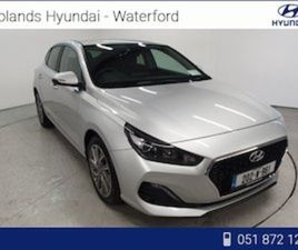 HYUNDAI I30 FASTBACK T-GDI 5DR FROM 77 PER WEEK FOR SALE IN WATERFORD FOR €23900 ON DONEDE