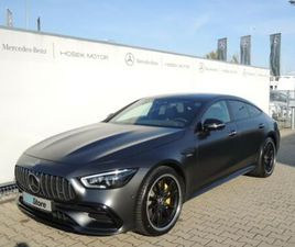 MERCEDES-BENZ AMG GT 4-TRG. AMG GT 43 4MATIC+