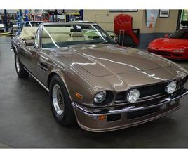 1989 ASTON MARTIN V8 VOLANTE FOR SALE