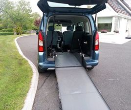 WHEELCHAIR CAR VAN RAMP FOR SALE IN MAYO FOR €8,990 ON DONEDEAL