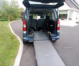 WHEELCHAIR CAR VAN RAMP FOR SALE IN MAYO FOR €8990 ON DONEDEAL