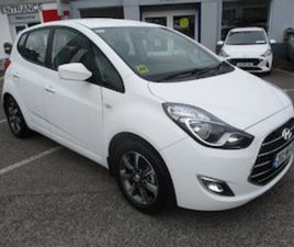 HYUNDAI IX20 DELUXE 1.6 PETROL 5DR FOR SALE IN MEATH FOR €19950 ON DONEDEAL
