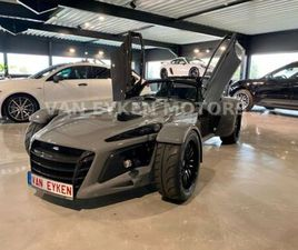 DONKERVOORT D8 GTO 40 * FULL OPTION * BIG DISCOUNT * CARBON