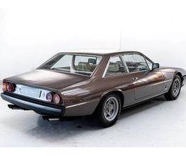 1981 FERRARI 400I FOR SALE