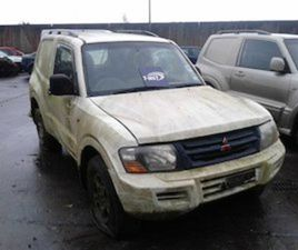 MITSUBISHI SHOGUN, 2002 BREAKING FOR PARTS FOR SALE IN TYRONE FOR € ON DONEDEAL