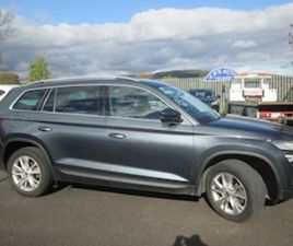 SKODA KODIAQ 2.0 TDI DSG AMBITION 7 SEATER, 2017 FOR SALE IN WEXFORD FOR €28950 ON DONEDEA