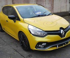 RENAULT CLIO, 2018 BREAKING FOR PARTS FOR SALE IN TYRONE FOR € ON DONEDEAL
