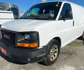 USED 2011 GMC SAVANA 1500