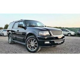 FRESH IMPORT FORD EXPEDITION EXPLORER AUTOMATIC 8 SEATER NAVIGATOR BLACK