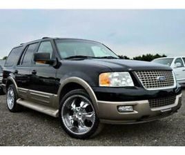 FRESH IMPORT FORD EXPEDITION EXPLORER EDDIE BAUER AUTOMATIC 8 SEATER NAVIGATOR