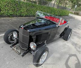 1932 FORD HIGHBOY ROADSTER SEE VIDEO! HOT ROD