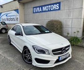MERCEDES-BENZ CLA-CLASS 2.1 CDI AMG SPORT 4DR AU FOR SALE IN DUBLIN FOR €21950 ON DONEDEAL