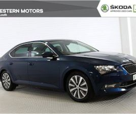 SKODA SUPERB 1.6 TDI SE TECH GREENLI FOR SALE IN LOUTH FOR €20395 ON DONEDEAL