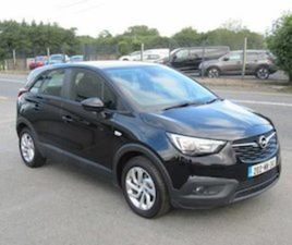 OPEL CROSSLAND X 1.2 SC FOR SALE IN MONAGHAN FOR €19950 ON DONEDEAL