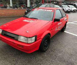 TOYOTA COROLLA *FRANCOIS DUVAL RALLY SPORT VINTAGE*PRET A ROULER*