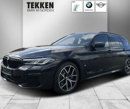 BMW 530D XDRIVE TOURING M SPORTPAKET HEAD-UP DAB