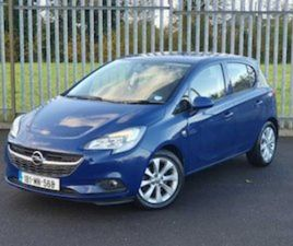 OPEL CORSA 1.3CDTI SC 5DR FOR SALE IN MONAGHAN FOR €12950 ON DONEDEAL