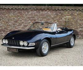 FIAT DINO SPIDER 2.0 WELL MAINTAINED EXAMPLE (1967)