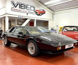 LOTUS ESPRIT HC SERIES 3 1987 // 41K GENUINE MILES // NOW SOLD SIMILAR STANDARD CLASSIC CA