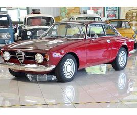 1970 ALFA ROMEO 1300 GT JUNIOR STEPNOSE (1970)
