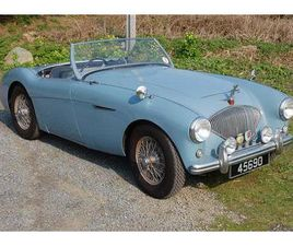 HEALEY 100/4 UNRESTORED MATCHING NUMBERS CAR - LOW MILEAGE (1953)