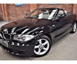 BMW 1 SERIES 2.0 118D SPORT 2DR (2010)