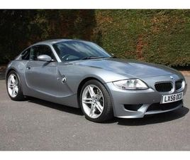 BMW Z4M COUPE STUNNING CONDITION 21,000 MILES (2006)
