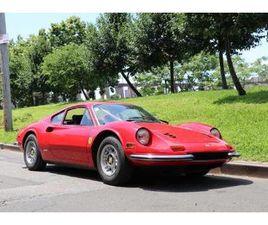 FERRARI 246 GT DINO (1972)