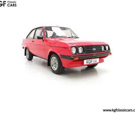 A BEST IN SHOW WINNING FORD ESCORT MK2 RS2000 CUSTOM IN STUNNING CONDITION (1979)