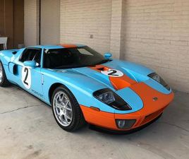 2006 FORD GT HERITAGE EDITION (2006)