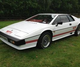 LOTUS ESPRIT TURBO (1981)