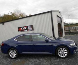 SKODA SUPERB 1.6 TDI SE TECH AUTO *NO VAT NO LEVY FOR SALE IN TYRONE FOR £10200 ON DONEDEA