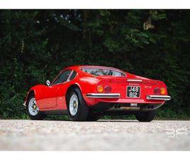 RHD FERRARI 246 GT DINO (1972)